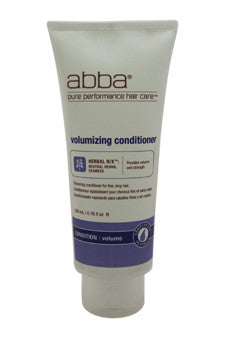 Pure Volumizing Conditioner by ABBA 6.76 oz  Conditioner for Unisex