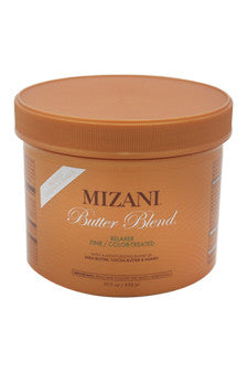 Butter Blend Rhelaxer for  Fine/Color Treated Hair by Mizani 30 oz  Relaxer for Unisex