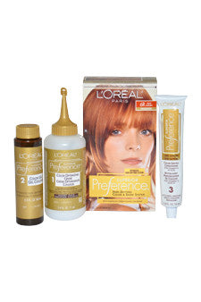 Excellence Creme Pro - Keratine # 6R Light Auburn - Warmer by L'Oreal Paris 1 Application  Hair Color for Unisex