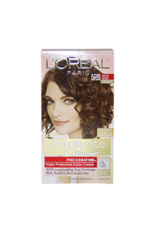 Excellence Creme Pro - Keratine # 5RB Medium Reddish Brown - Warmer by L'Oreal Paris 1 Application  Hair Color for Unisex