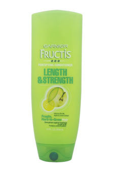 Fructis Fortifying Length & Strength Fortifying Cream Conditioner by Garnier 13 oz  Conditioner for Unisex