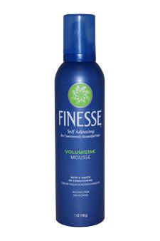 Self Adjusting Volumizing Mousse by Finesse 7 oz  Mousse for Unisex
