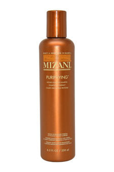 Puriphying Intense Cleansing Shampoo by Mizani 8.5 oz  Shampoo for Unisex