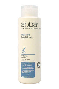Abba Moisture Conditioner - For Dry Hair & Scalp by ABBA 8 oz  Conditioner for Unisex