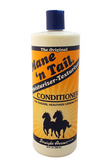 The Original Mane N Tail Moisturizer Texturizer Conditioner by Straight Arrow 32 oz  Conditioner for Unisex