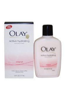 Active Hydrating Beauty Fluid Original by Olay 6 oz  Smoother for Unisex