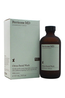 Citrus Facial Wash by N.V. Perricone M.D. 6 oz  Cleanser for Unisex