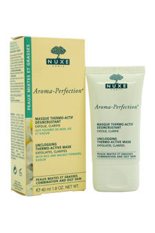 Aroma-Perfection Unclogging Thermo-Active Mask by Nuxe 1.8 oz  Mask for Unisex