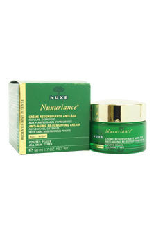 Nuxuriance Anti-Aging Re-Densifying Night Cream by Nuxe 1.7 oz  Cream for Unisex