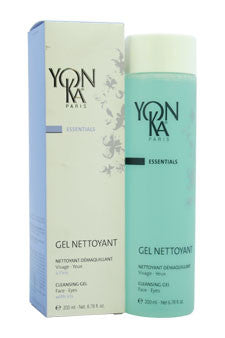 Gel Nettoyant Cleansing Gel by Yonka 6.76 oz  Cleanser for Unisex