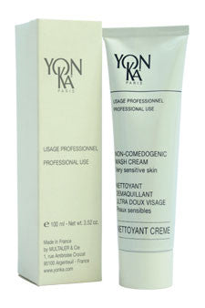 Nettoyant Creme Non-Comedogenic Wash Cream by Yonka 3.52 oz  Cream for Unisex