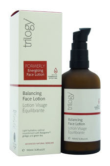 Balancing Face Lotion by Trilogy 3.3 oz  Lotion for Unisex