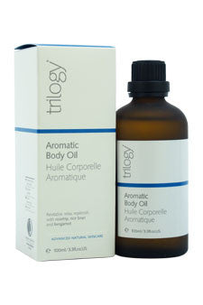 Aromatic Body Oil by Trilogy 3.3 oz  Oil for Unisex