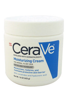 Moisturizing Cream - Normal To Dry Skin by CeraVe 16 oz  Cream for Unisex