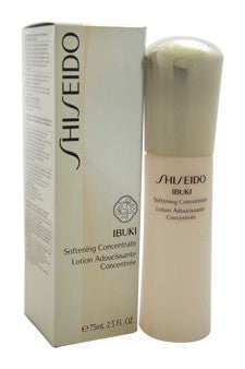 IBUKI Softening Concentrate Lotion by Shiseido 2.5 oz  Lotion for Unisex