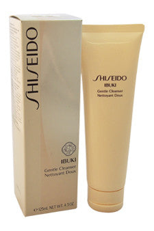 IBUKI Gentle Cleanser by Shiseido 4.5 oz  Cleanser for Unisex