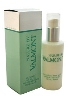 Cleansing with A Gel by Valmont 4.2 oz  Cleansing Gel for Unisex