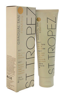 Gradual Tan Plus Firming 4 In 1 Lotion by St. Tropez 5 oz  Lotion for Unisex