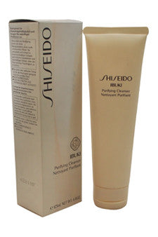 IBUKI Purifying Cleanser by Shiseido 4.4 oz  Cleanser for Unisex