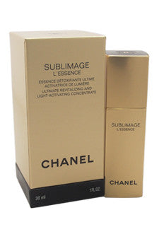 Sublimage L'Essence Ultimate Revitalizing and Light-Activating Concentrate by Chanel 1 oz  Concentrate for Unisex