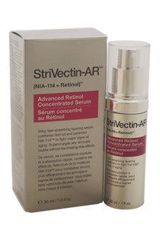 Advanced Retinol Concentrated Serum by Strivectin 1 oz  Serum for Unisex