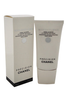 Body Excellence Nourishing & Rejuvenating Hand Cream by Chanel 2.5 oz  Hand Cream for Unisex