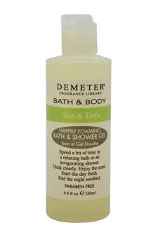 Gin and Tonic by Demeter 4 oz  Bath & Shower Gel for Women