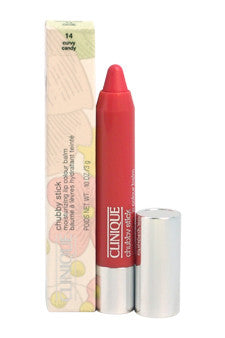 Chubby Stick Moisturizing Lip Colour Balm - # 14 Curvy Candy by Clinique 0.1 oz  Lipstick for Women