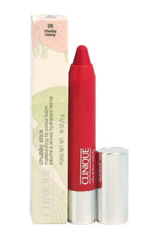 Chubby Stick Moisturizing Lip Colour Balm - # 05 Chunky Cherry by Clinique 0.1 oz  Lipstick for Women