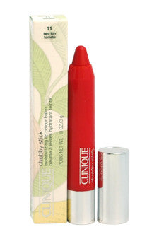 Chubby Stick Moisturizing Lip Colour Balm - # 11 Two Ton Tomato by Clinique 0.1 oz  Lipstick for Women