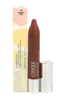 Chubby Stick Moisturizing Lip Colour Balm - # 10 Bountiful Blush by Clinique 0.1 oz  Lipstick for Women