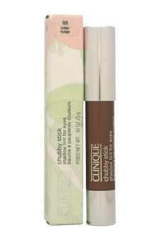 Chubby Stick Shadow Tint For Eyes - # 03 Fuller Fudge by Clinique 0.1 oz  Eye Shadow for Women