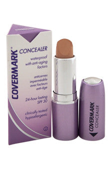 Concealer Waterproof with Anti-Aging Factors SPF 30 - # 2 by Covermark 0.18 oz  Concealer for Women