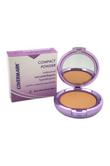 Compact Powder Waterproof - # 4 - Dry Sensitive Skin by Covermark 0.35 oz  Powder for Women