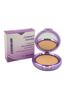 Compact Powder Waterproof - # 1A - Normal Skin by Covermark 0.35 oz  Powder for Women