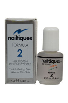 Nail Protein Formula # 2 by Nailtiques 0.25 oz  Manicure for Women