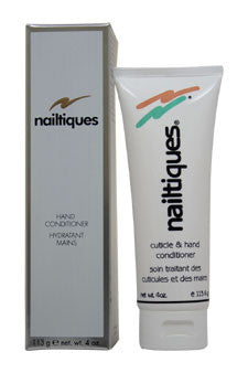Cuticles And Hand Conditioner by Nailtiques 4 oz  Manicure for Women