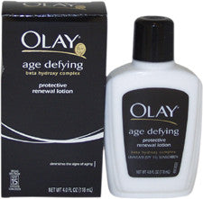 Age Defying Protective Renewal Lotion by Olay 4 oz  Lotion for Women