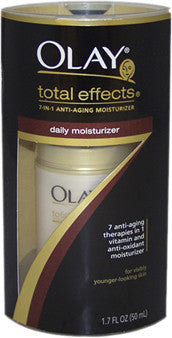 Total Effects Daily Moisturizer by Olay 1.7 oz  Moisturizer for Women