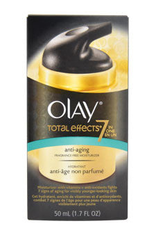 Total Effects 7 in 1 Anti-Aging Moisturizer by Olay 1.7 oz  Moisturizer for Women