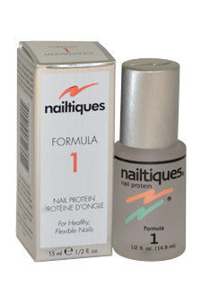 Nailtiques Nail Protein Formula 1 Maintenance by Nailtiques 0.5 oz  Manicure for Women