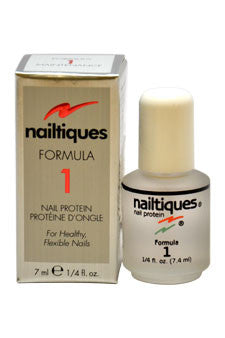 Nail Protein Formula # 1 by Nailtiques 0.25 oz  Manicure for Women
