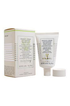 Creamy Mask With Tropical Resins Deeply Purifying - Combination Oily Skin by Sisley 2.4 oz  Cream for Women