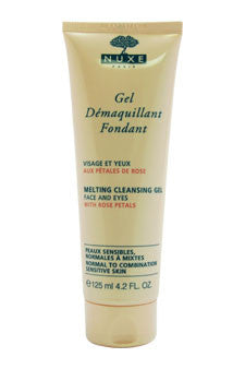 Gel Demaquillant Fondant - Melting Cleansing Gel by Nuxe 4.2 oz  Gel for Women