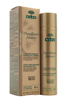Nuxellence Jeunesse - Youth and Radiance Revealing Fluid by Nuxe 1.7 oz  Fluid for Women