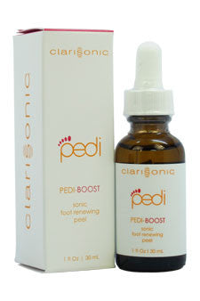 Pedi-Boost Sonic Foot Renewing Peel by Clarisonic 1 oz  Treatment for Women
