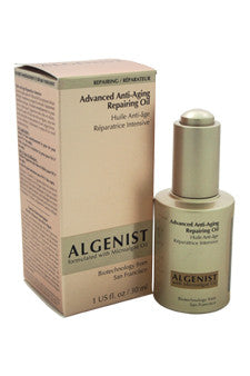 Advanced Anti-Aging Repairing Oil by Algenist 1 oz  Oil for Women