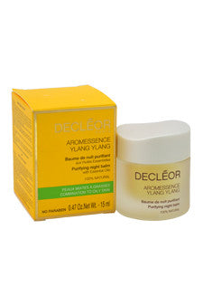Aromessence Ylang Ylang Purifying Night Balm by Decleor 0.47 oz  Balm for Women