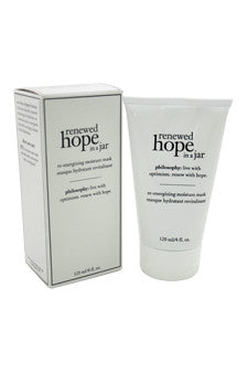 Renewed Hope in a Jar Re-Energizing Moisture Mask by Philosophy 4 oz  Mask for Women