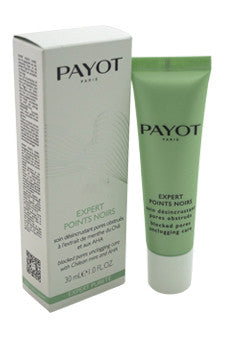Expert Points Noirs Blocked Pores Unclogging Care by Payot 1 oz  Gel for Women